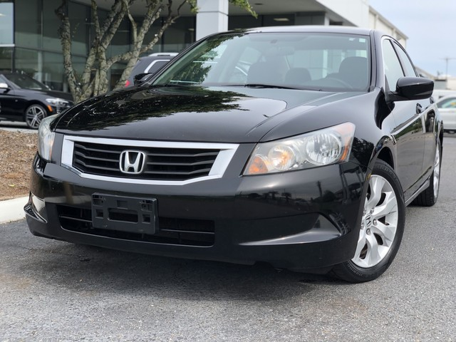 Used 2009 Honda Accord Sdn