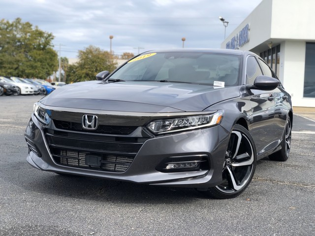 Used 2019 Honda Accord Sedan