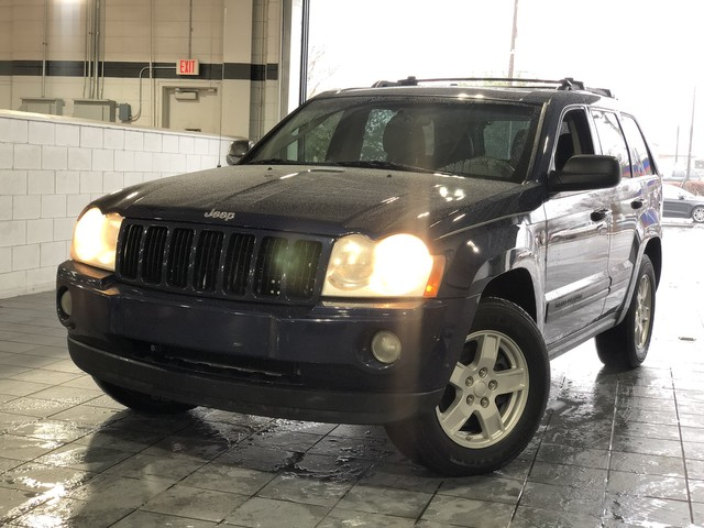 2006 Jeep Laredo >> Jeep Grand Cherokee Laredo Four Wheel Drive Suv