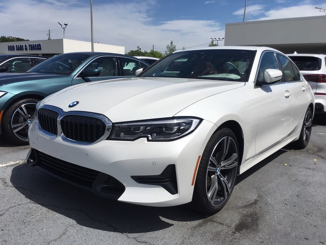 Used 2020 BMW 3 Series