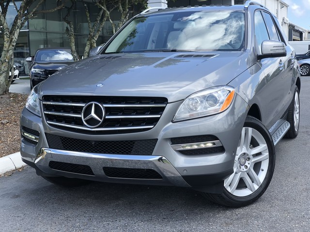 Used 2015 Mercedes-Benz M-Class
