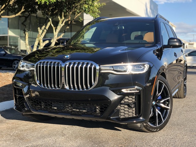 New 2019 Bmw X7 Xdrive40i Sport Utility In Mobile Kl082010 Bmw Of