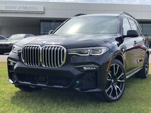 New 2019 Bmw X7 Xdrive40i Suv In Mobile Klb43979 Bmw Of Mobile