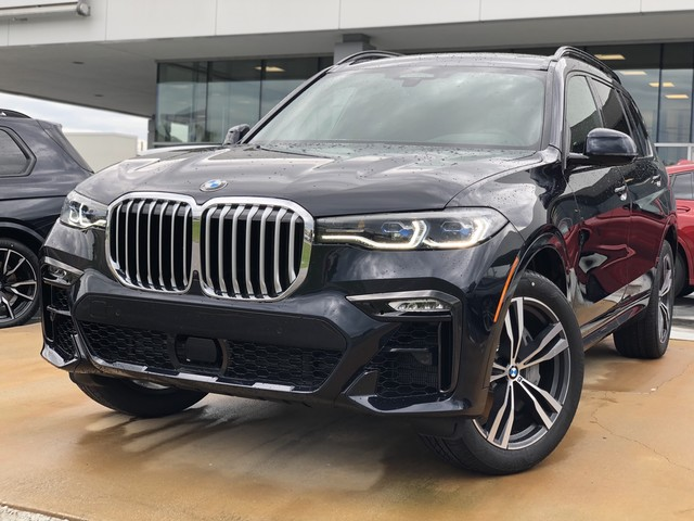 New 2019 Bmw X7 Xdrive50i Suv In Mobile Kls36643 Bmw Of Mobile