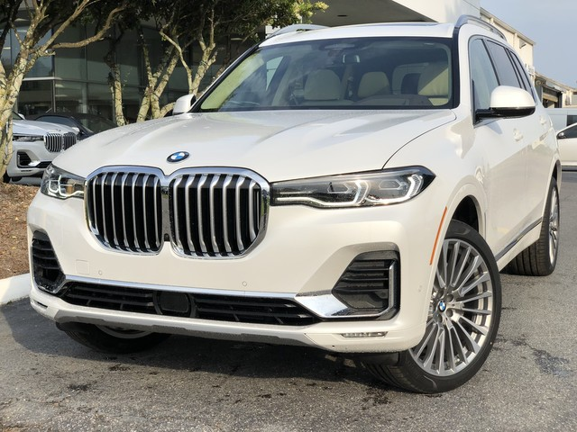 New 2019 Bmw X7 Xdrive50i Sport Utility In Mobile Kls37610 Bmw Of