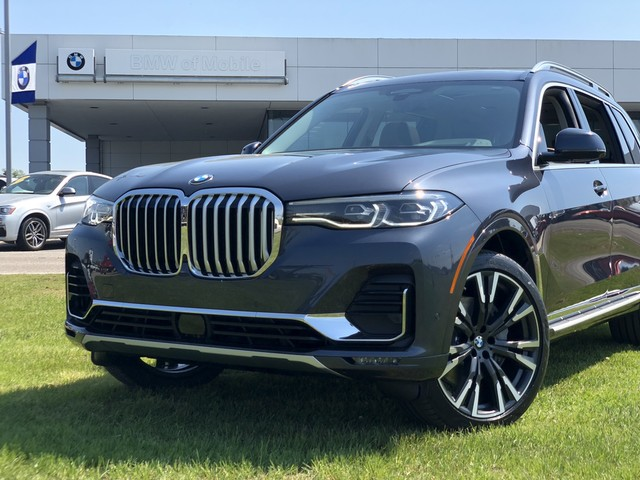 New 2019 Bmw X7 Xdrive50i Suv In Mobile Kls35925 Bmw Of Mobile