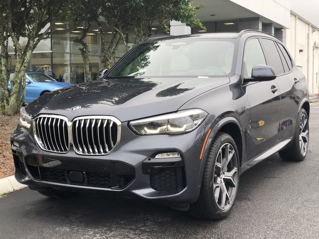 Bmw X5 Xdrive50i All Wheel Drive Suv