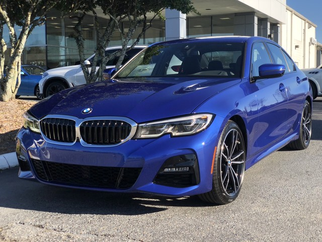 New 2019 Bmw 3 Series 330i Sedan In Mobile Kae81920 Bmw Of Mobile
