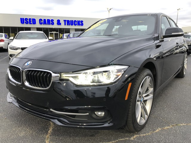 Certified Pre-Owned 2018 BMW 3 Series
