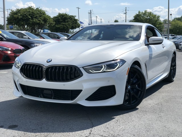 Used 2019 BMW 8 Series