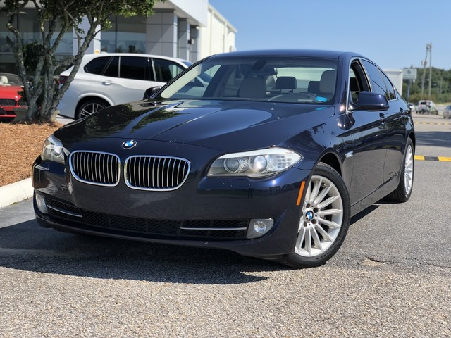 Used 2011 BMW 5 Series