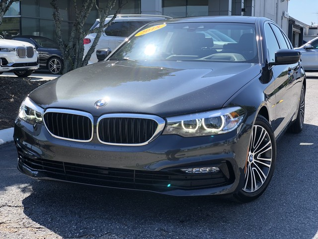 Used 2018 BMW 5 Series