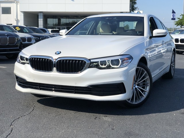 Used 2020 BMW 5 Series