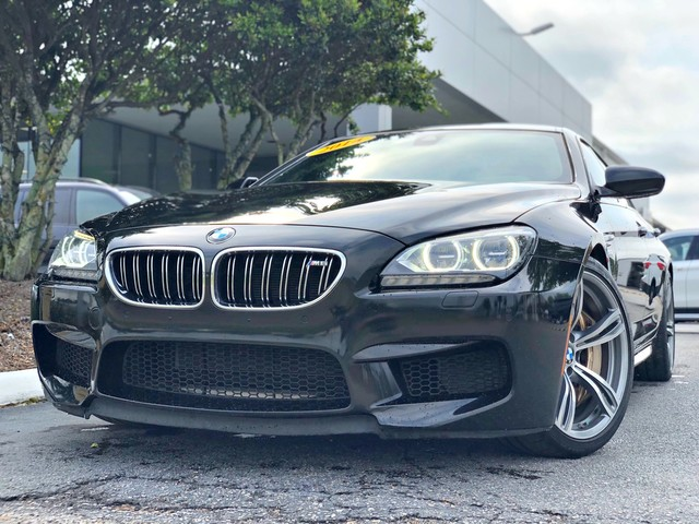 Used 2017 Bmw M6