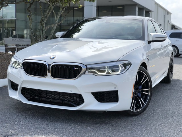 Used 2019 BMW M5