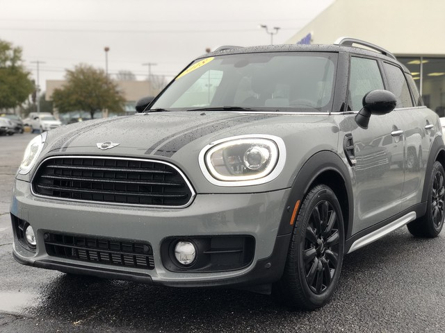 Used 2018 MINI Countryman