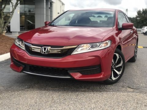 Used 2016 Honda Accord Coupe
