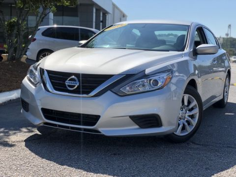 Used 2018 Nissan Altima