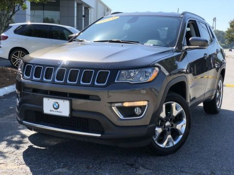Used 2019 Jeep Compass