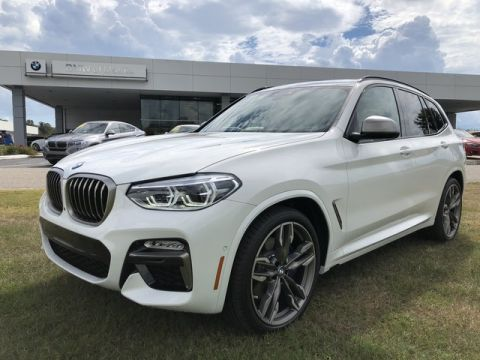 New 2019 Bmw X3 M40i Suv In Mobile K0z03322 Bmw Of Mobile