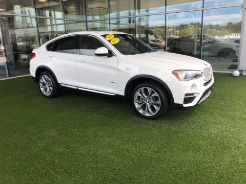 Certified Pre-Owned 2018 BMW X4