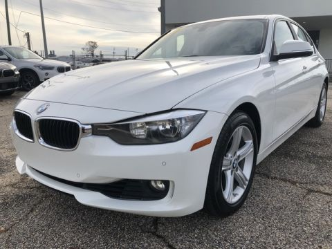 Used 2015 BMW 3 Series