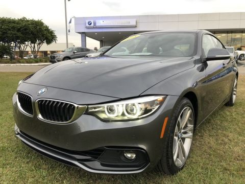 Used 2018 BMW 4 Series