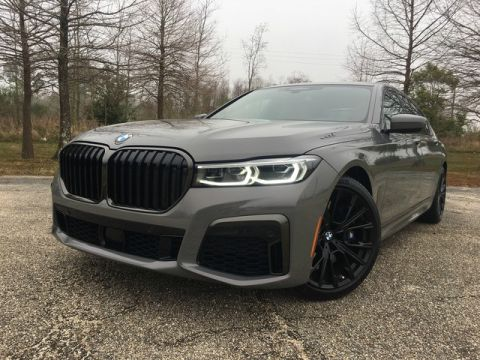 Used 2020 BMW 7 Series