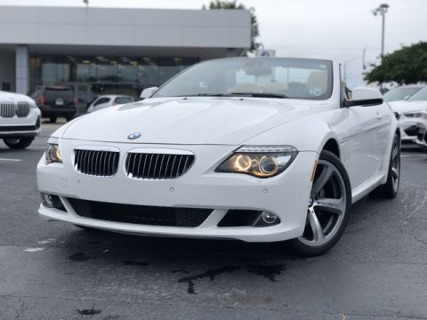 Used 2010 BMW 6 Series