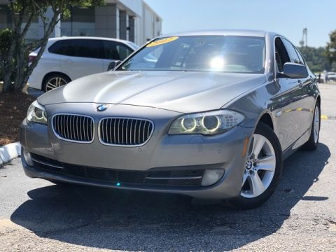 Used 2012 BMW 5 Series